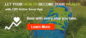 CBD Active Saver App