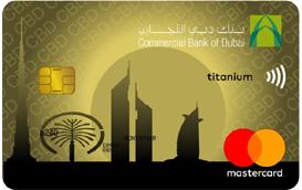 CBD Titanium Credit Card