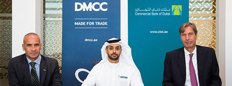 "CBD, DMCC Tradeflows and Rocks partner to launch ""Loans for Diamonds"""