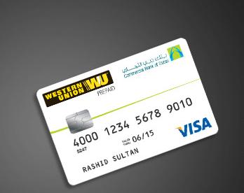 prepaid card award